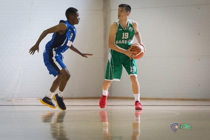 Снимки от мачовете на Балкан U16 в Европейската лига