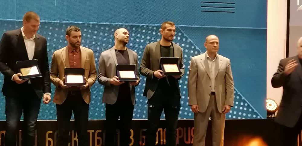 Константин Папазов е треньор на десетилетието при мъжете