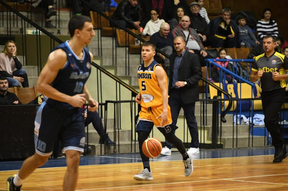 Стойо Чолаков: Надявам се всички видяха, че може да се играе и само с българи
