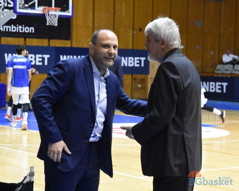 Тити Папазов: От мачовете с Балкан ще се реши шампионът на редовния сезон