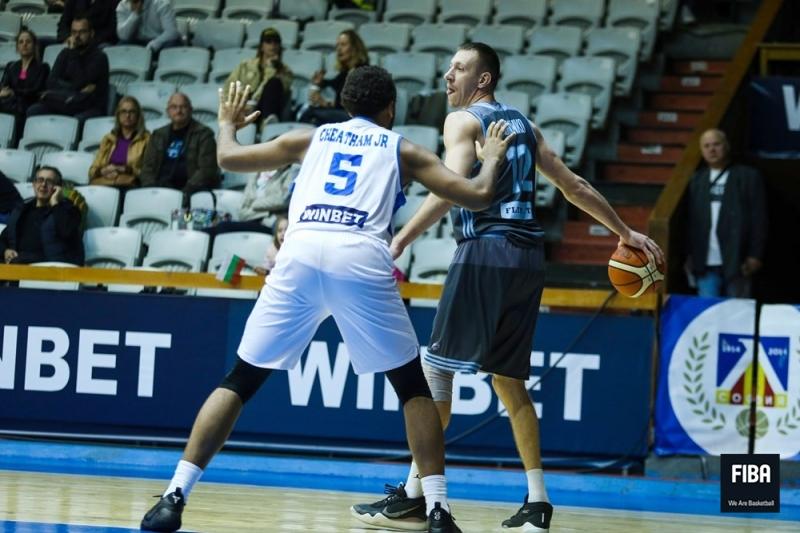 Максим Корниенко: Левски има силни играчи и много добър треньор