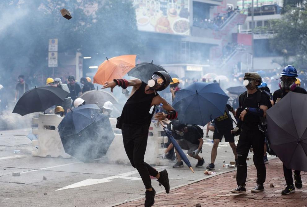 Невероятен гео-политически скандал между Китай и Хюстън Рокетс