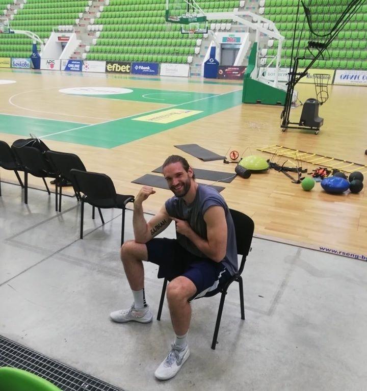 Алекс Гаврилович отново в Ботевград: Дойдох тук, защото обичам това място