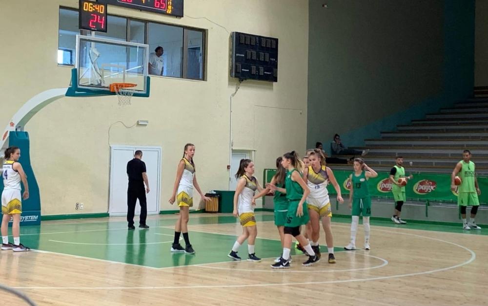 Момичетата U16 на Берое паднаха от Кралево