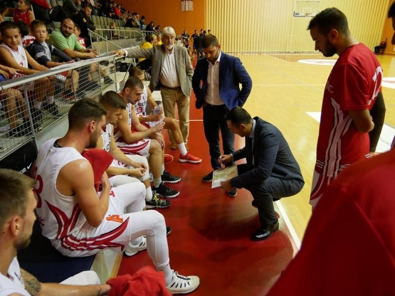 Георги Давидов: Нашите момчета вече показват баскетболните си качества