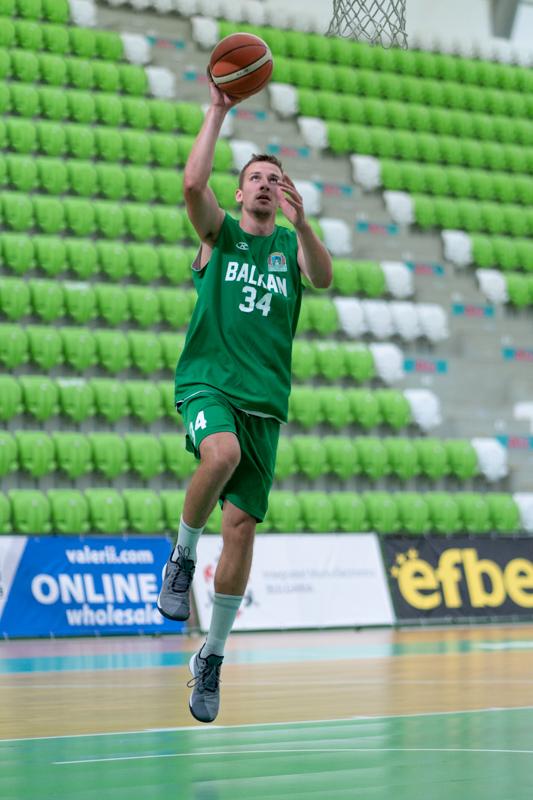 Димитър Димитров: Имаме един от най-добрите отбори в България, да не кажа и най-добрия