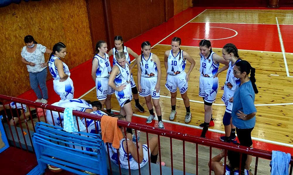 Дунав е финалист при момичетата U16 след драма с продължение и 130 борби
