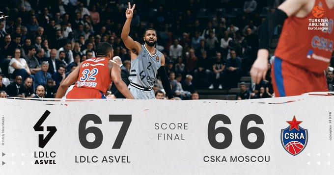 АСВЕЛ удари ЦСКА и остава непобеден у дома
