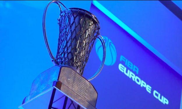 Отложиха старта на ФИБА Къп за 2021 г.