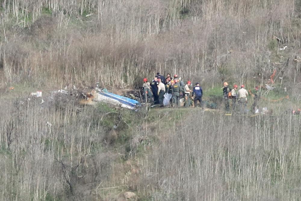 12 секунди не стигнали за пилота на Коби да спаси хеликоптера