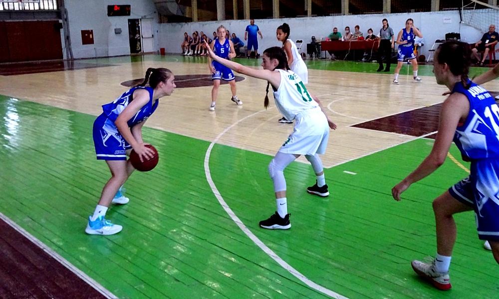 Дунав оглави еднолично група А при момичетата U16