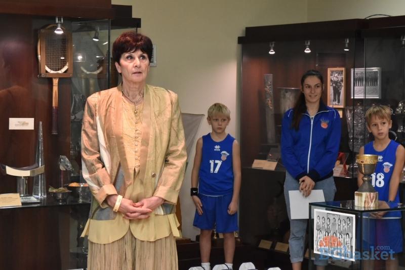 Юлия Боянова: Това поколение остави златна диря в българския баскетбол