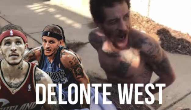 Какво се случва с Делонте Уест?