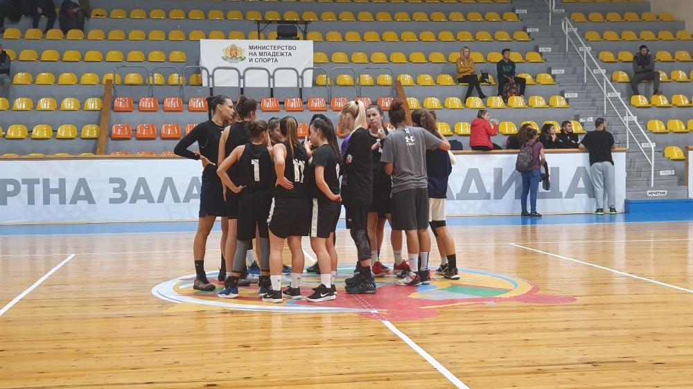 Солиден състав стартира сезона за женския Славия