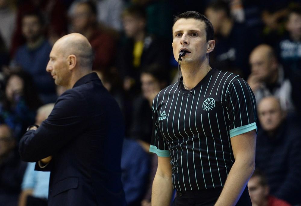 Венцислав Великов ще ръководи и женския финал за Купата