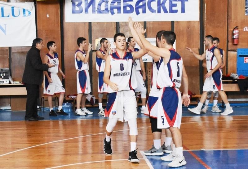 Полемика във Видин около съдбата на баскетбола