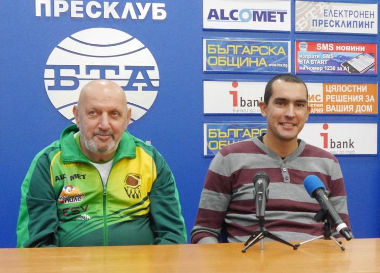 Янко Янков: Тепърва ще ставаме по-силни