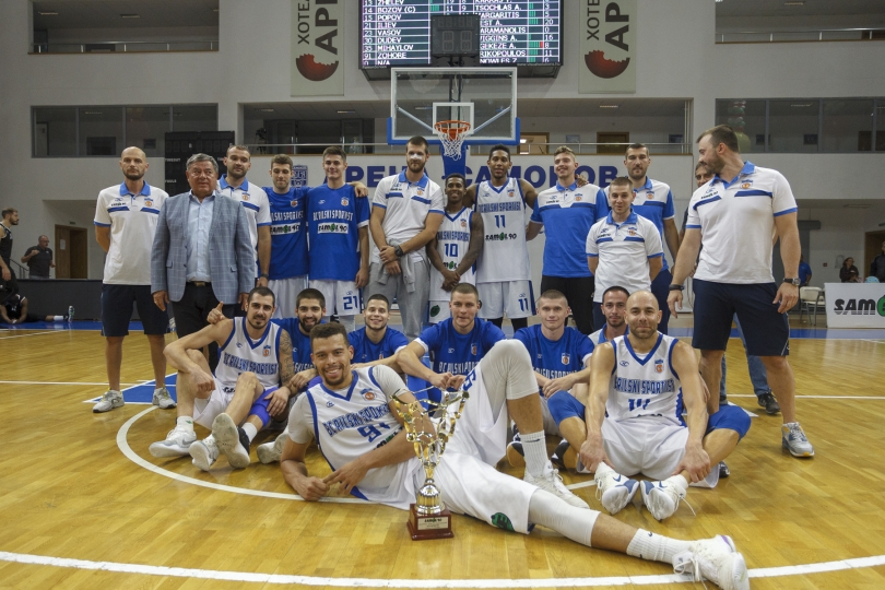 Рилски спортист спечели трофея в Самоков след трилър с ПАОК