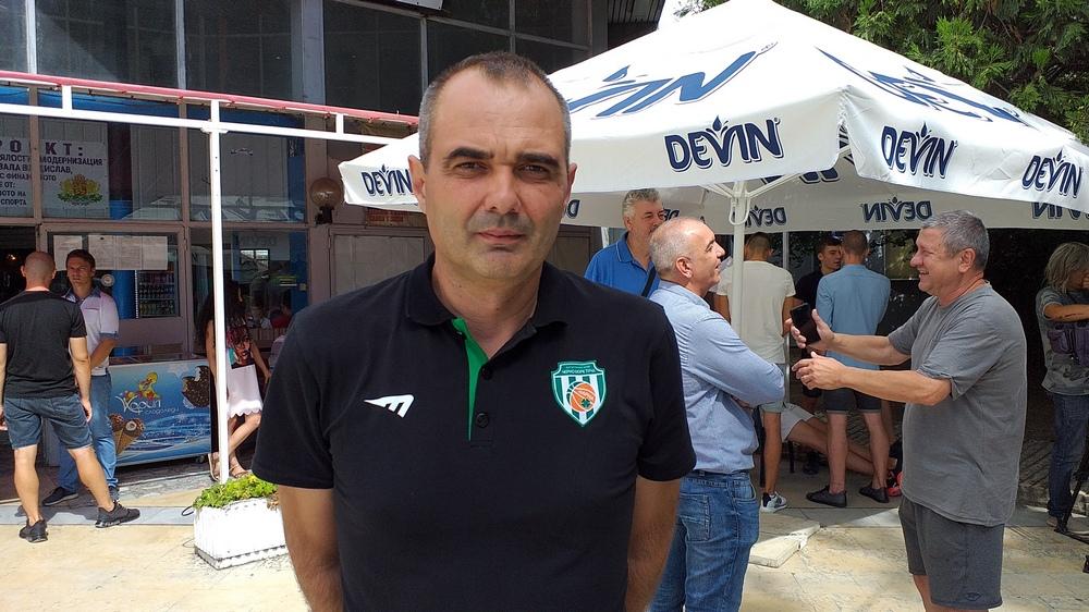 Георги Бакалов: Виждам голяма перспектива в момчетата си