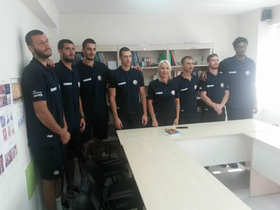 Академик Бултекс 99 представи отбора за новия сезон