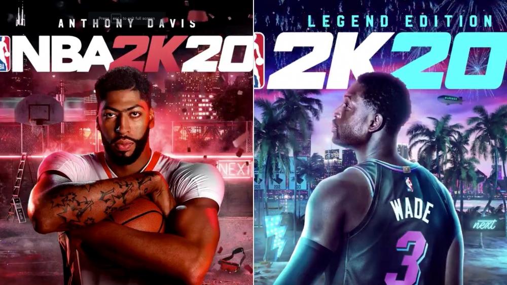 NBA 2K20 сдаде първото място по продажби