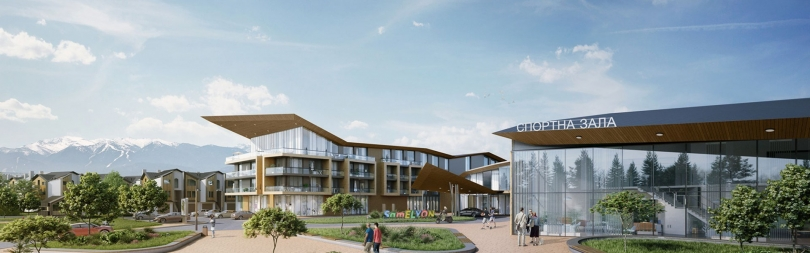 Нова зала започват да строят в Самоков