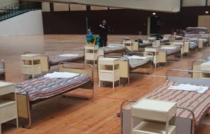 Зали във Варна и Русе също станаха полеви болници за ден