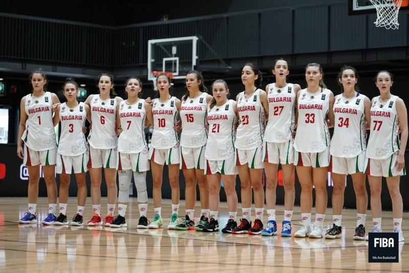 Момичетата U16 не издържаха срещу Германия в Хелзинки