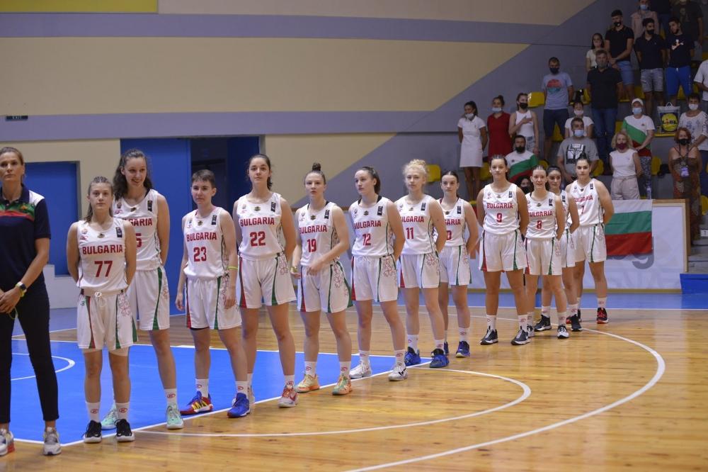 Страхотна победа за девойките U18 на старта на Чалънджъра в София