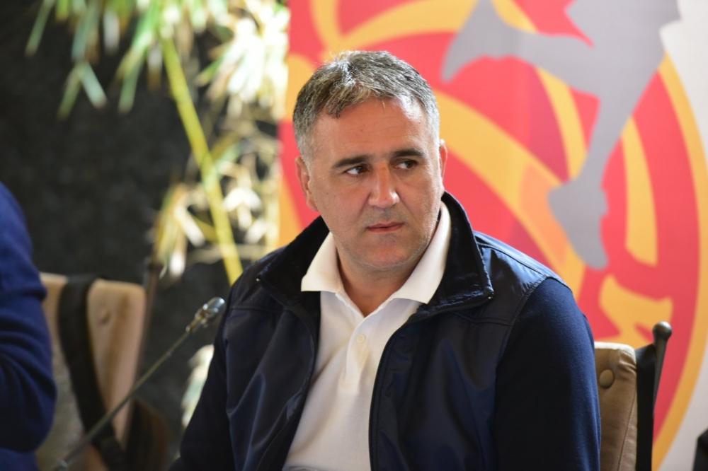 Бивш треньор на Черно море смени Ацо Тодоров начело на Северна Македония