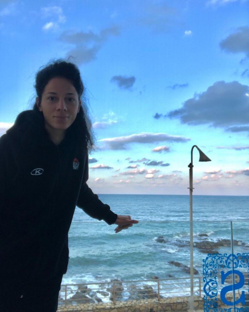 Христина Иванова остана под карантина в Гърция