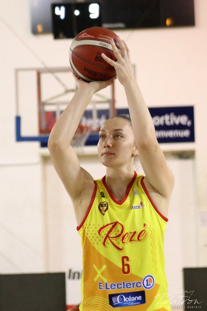 Христина Тютюнджиева се завърна в игра в българско дерби във Франция