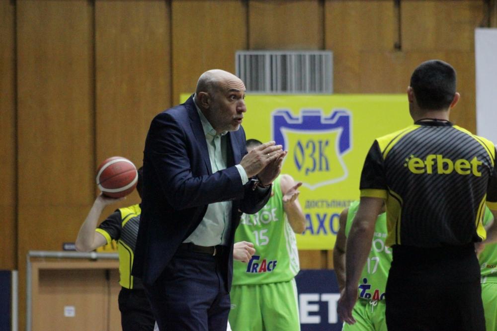 Любо Минчев: Не знам какво да очаквам от отбора си