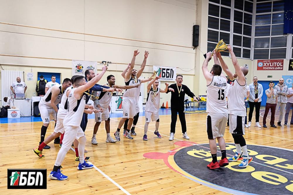 Титла за Локомотив 2020 в ББЛ А група