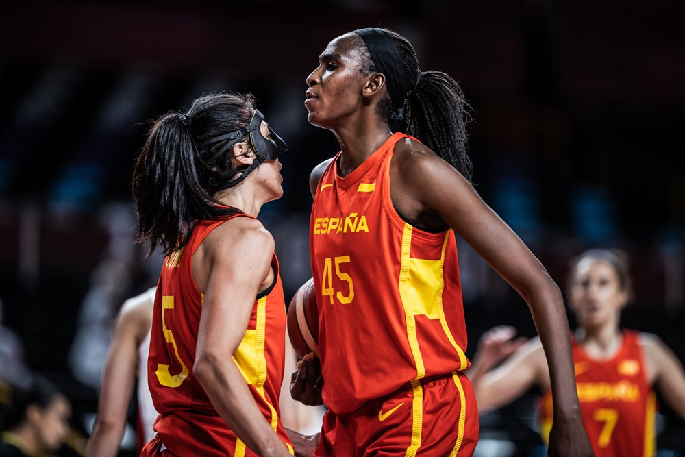 Испания и Сърбия с трудни победи на старта на олимпийския турнир при жените