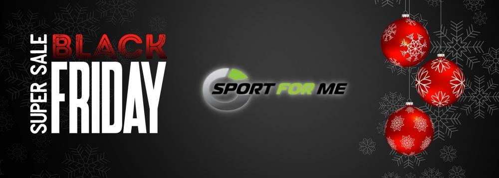 Black Friday намаления в магазин SportForMe
