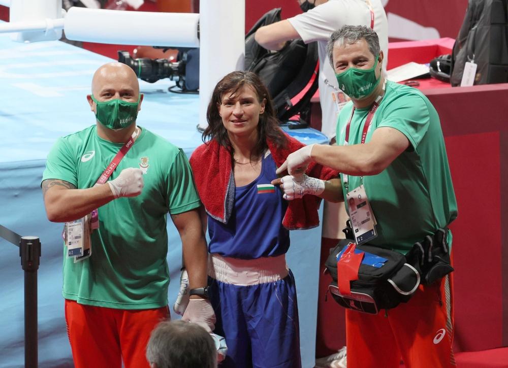 Стойка Кръстева спечели второ злато за България в Токио