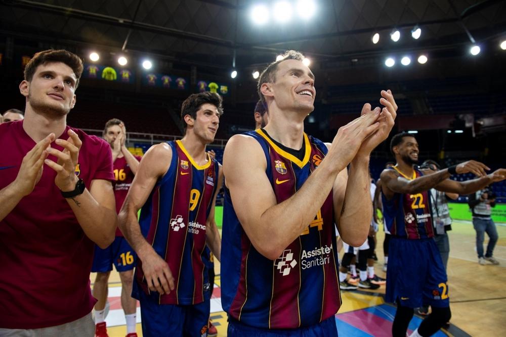 Барселона е фаворит да триумфира в Евролигата