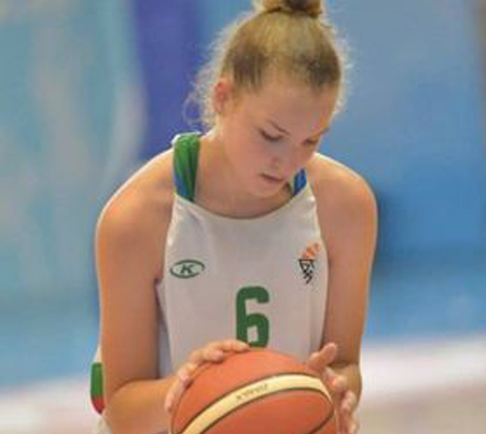 Гергана Бимбова ще играе в италиански тим