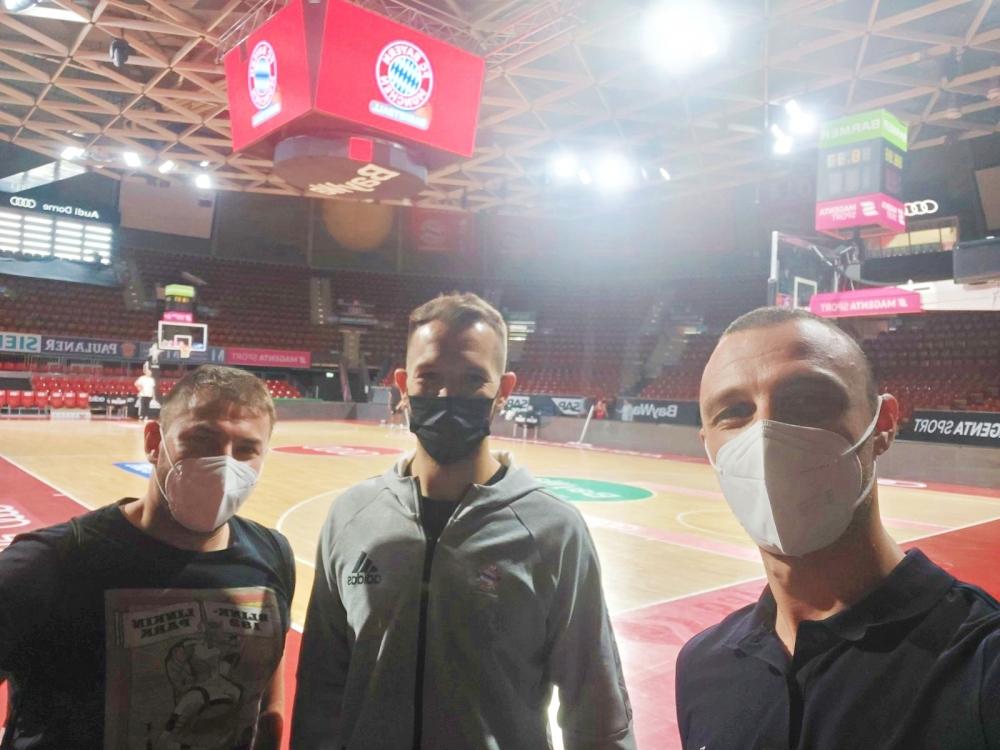 Български треньори на специализация в Байерн Мюнхен
