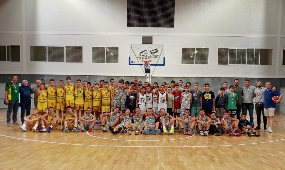 Сръбски тим спечели турнира в памет на Костадин Димитров