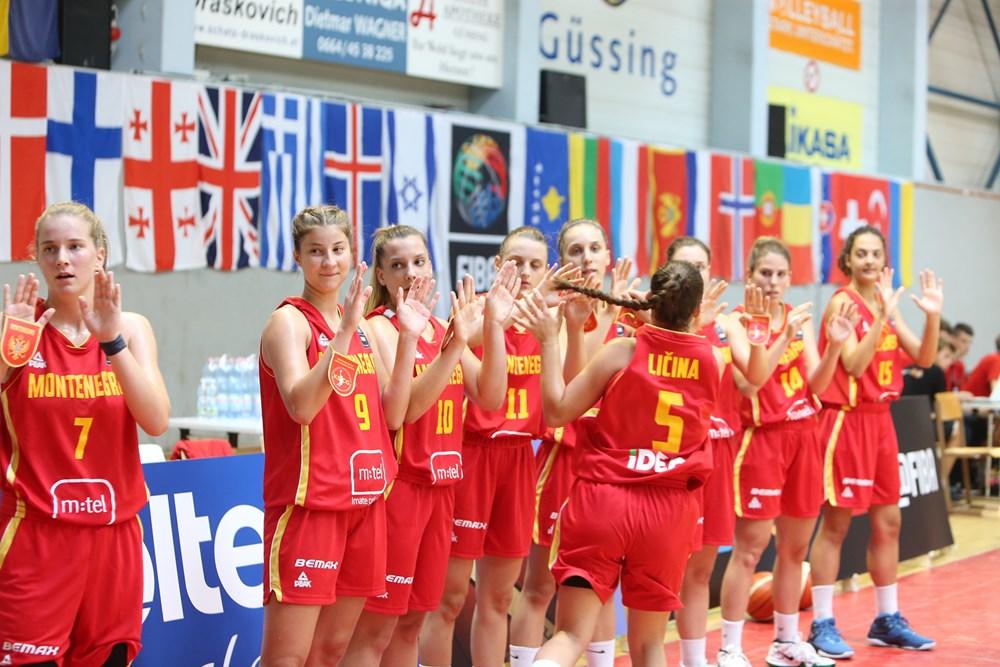 Черна гора е следващият съперник на девойките U18