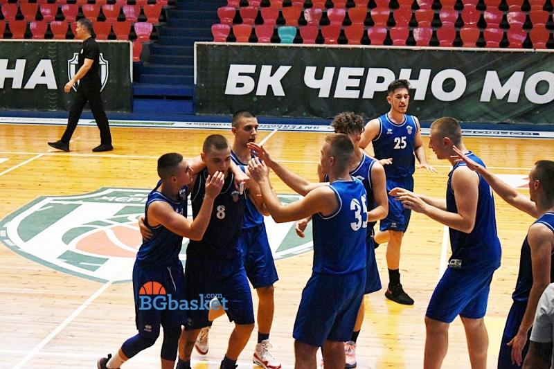 Номер 1 за българския баскетбол
