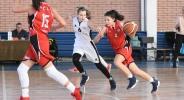 Снимки от мача НСА - Славия при момичетата (16)