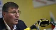 Георги Глушков: Велико Търново беше мое предложение