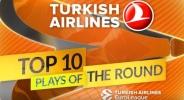Топ 10 изпълнения в кръга на Евролигата