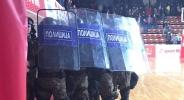 Грозни сцени прекратиха мач на Чавдар Костов (видео)
