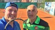 Минчев и Миленков замениха баскетбола с тенис
