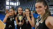 Фотогалерия от награждаването на Славия с бронзовите медали