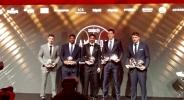 Най-младият MVP в историята на Евролигата (видео)
